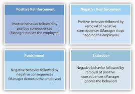 theories of motivation reinforcement interventions