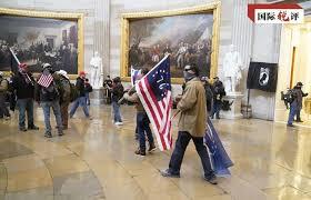 تعریف دوگانه آمریکا از تظاهرات؛ «منظره زیبا» در هنگ کنگ و «آشوب» در  کنگره-CRI