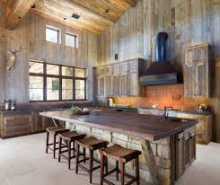 rustic kitchens with islands. View In Gallery Rustic Kitchens With Islands Homedit