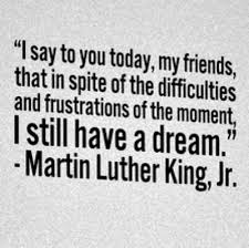I Have A Dream Speech Quotes Fascinating Quotes About I Have A Dream Speech 48 Quotes