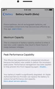Anyone with an iphone 6 or later can get a new battery in their phone for $29. How To Check Your Iphone S Battery Health And Disable Throttling On Ios 11 3 Komando Com