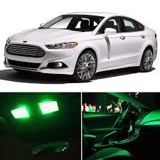 Ford Fusion Green Car Light Amazon Com Roadfar Green Super Bright Led Interior Car