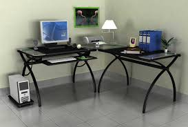 rustic home office desks. stylish cheap computer desk manufacture wood shelf material in black metal and glass u2013 rustic home office desks r