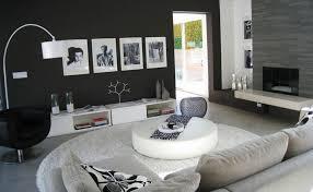 Black White Living Room Decorating Ideas Micro