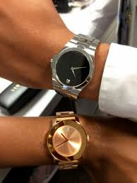 Wholesale Designer Watches Movado Watch His And Hers Movado Watch Rosegold Movado