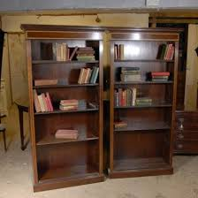 bookcases for sale. Delighful Bookcases Description  Gorgeous Pair Of English Edwardian Style Open Bookcases  These Are The Perfect Mix Form And Function Stand In At Six Feet Tall So Ample  In Bookcases For Sale H