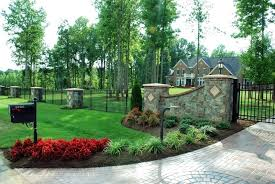mailbox landscaping with culvert. Contemporary Culvert Mailbox Landscaping Ideas In A Formal Setting  Pictures In Mailbox Landscaping With Culvert E