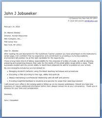 substitute teacher resume samples   eager world    substitute teacher resume samples   substitute teacher cover letter example