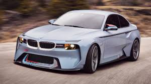 Bmw Shark Design Back To The Future Bmw Unveils 2002 Hommage Concept Top Gear