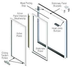 anderson french door parts parts catalogue door parts best patio door parts about remodel modern home