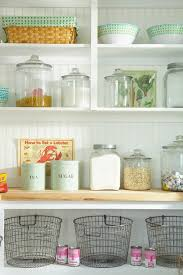 Decorative Glass Jars For Kitchen SurprisingDecorativeGlassCanistersWithLidsDecoratingIdeas 37