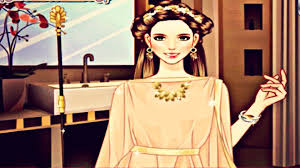 Ancient Roman Hair Style ancient greek fashion girl hair styles and makeover 3d game for 7569 by wearticles.com