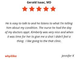 Gerald Isaac Md Pasadena Internal Medicine Doctor