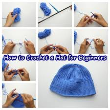 view in gallery how to crochet a hat for beginners wonderfuldiy how to crochet a hat for beginners