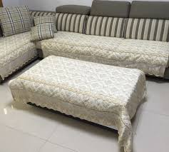 cool couches sectionals. Quilted And Lace Custom Sectional Sofa Couch Slipcovers Furniture Protector 35x82\ Cool Couches Sectionals