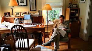 work for the home office. Eric Reeves, A Shakespeare Professor At Smith College, Works From His Home Office In Northampton, Mass., To Help The Sudanese This 2006 File Photo. Work For