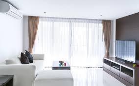 Gardinen Für Bodentiefe Fenster Wohnzimmer Haus Ideen