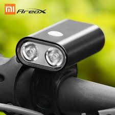 Best Cycling Front Light Best Xiaomi Areox Cycling Led Headlight Bike Bicycle Front Light 120 Black Sale Online Shopping Cafago Com