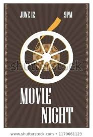 Movie Night Invitation Use This Template Outdoor Free Icojudge Co
