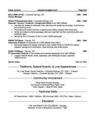 Bar Staff Resume Template - Http://resumesdesign.com/bar-Staff ...