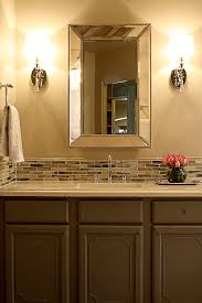 Tile Bathroom Ideas Bathroom Photos From ATeam - Tile backsplash in bathroom