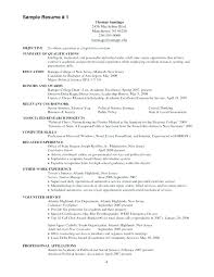 Objectives For A Medical Assistant Resumes Elim