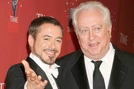 Regisseur Robert Downey Sr., Vater von ...