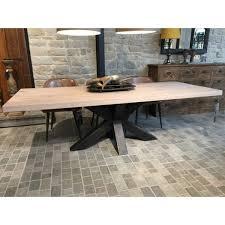 Esstisch Eiche Tischplatte Tisch Eiche Tischplatte Industriedesign