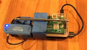 assembly is simple plug the radios into the usb ports and if you ve got a case the raspberry pi down here s my original build