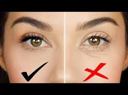 how to hide under eye bags with makeup daily