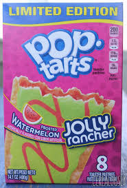 kelloggs frosted watermelon jolly rancher pop tarts review box jpg