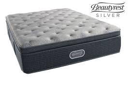pillow top mattress twin. Picture Of Beautyrest Silver St. Thomas Plush Pillow Top Mattress - Twin A