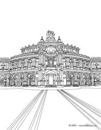 Dresden Semperoper Famous Places In Germany