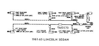 ford diagrams 1959 Lincoln Wiring-Diagram Images Of 1961 Lincoln Continental Wiring Diagram #13