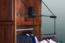 motorized closet rod with extender for 12 foot ceilings