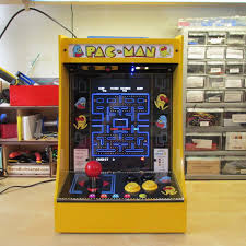 Raspberry Pi Game Cabinet Diy Arcade Cabinet Kits More The Build Page