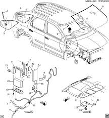 radio wire diagram 2001 aztek radio wiring diagrams