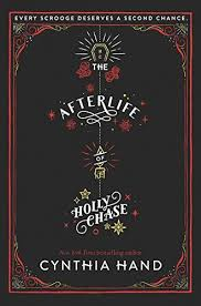 cover reveal the afterlife of holly chase by cynthia hand on november
