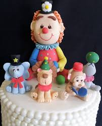 Circus Baby Shower Baby Decoration Boy Birthday Cake Etsy