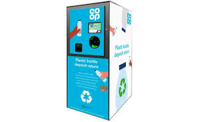 Reverse Vending Machines Enchanting Recycling Revellers Coop To Pilot UK's First Reverse Vending