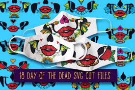 Download and upload svg images with cc0 public domain license. 1 Sugar Skull Mask Svg Designs Graphics