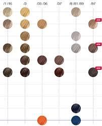 Wella Tango Color Chart Colortango Permanent Cream Hair Color Wella Professional