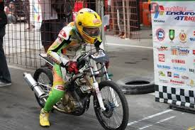 m dian firdaus pertamina enduro kyt drag bike 201 m championship