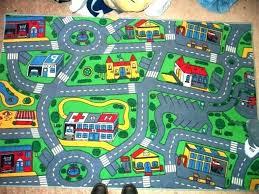 car play rug car activity rug play rug for toddlers car rug photo 5 of 8 car play rug