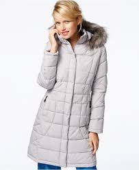 gallery previously sold at macy s women s quilted coats
