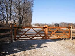 split rail wood fence gate. Wood-fence-Split Rail With Custom Gate Split Wood Fence G