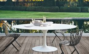 Round Outdoor Dining Tables Table Design Diy Outdoor Dining Tables