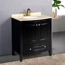 Bathroom Sink Furniture Cabinet 32 Bathroom Lavatory Cabinet Vanity Marble Stone Top Ceramic Sink