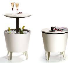 cool bar furniture. Keter Cool Bar - Outdoor Table \u0026 Cooler Furniture