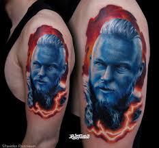 викинг значение татуировок в орле Rustattooru